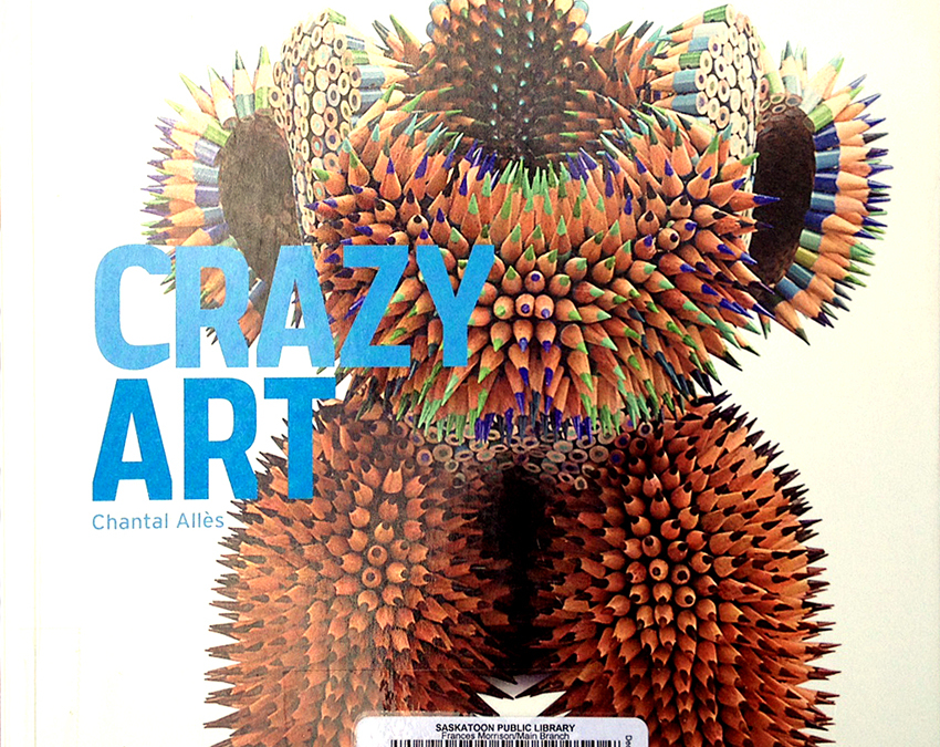 CRAZY ART – Summer Art Reading