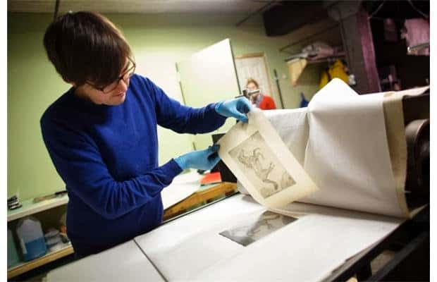 """Printmaking and the Value of """"Reproductions"""""""