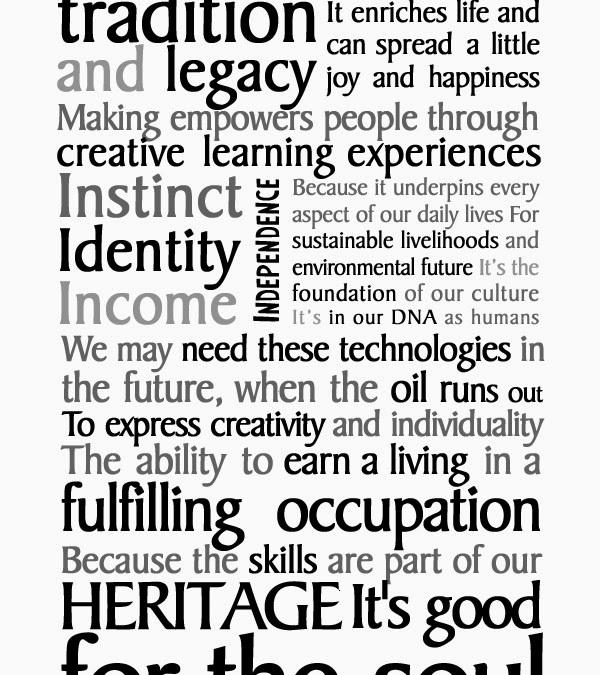 Manifesto for Making: Report