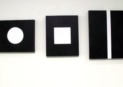 Nothing (Michael Hosaluk), 2014: Mixed media. $500