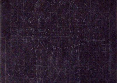 Vestige (Alison Norlen), 2014: Pencil on paper. $900
