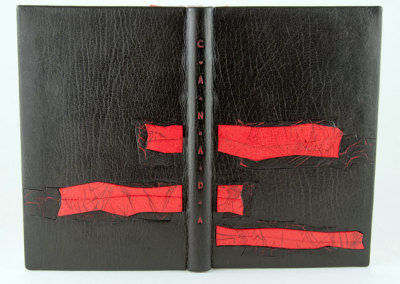 We are Canada (Coleen Curry), 2013: Fine Binding