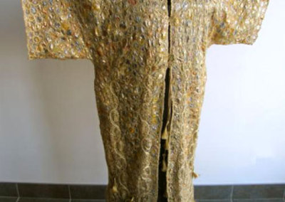 Faux Stained Glass Kimono - Anna Hergert