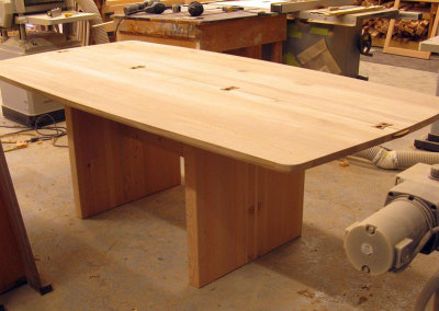 5 Piece No Fastener Table