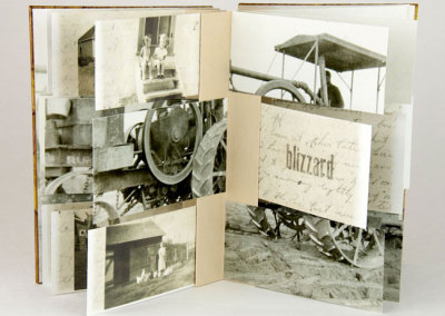 Old Rummley (Pauline Braun), 2013: Artists' Books