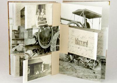 Old Rummley (Pauline Braun), 2013: Artists' Books