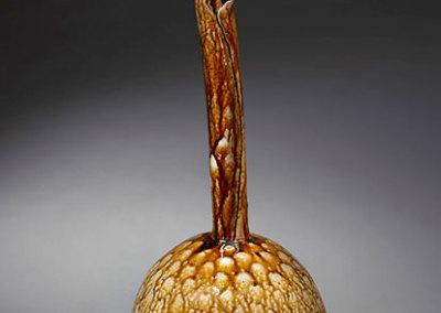 Vessel 10 (Mel Bolen), 2013: Salt glazed stoneware. $1,800