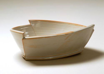 Tri-pointed Bowl - Zane Wilcox