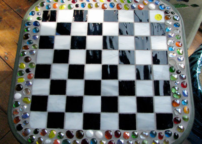 Checkerboard Table