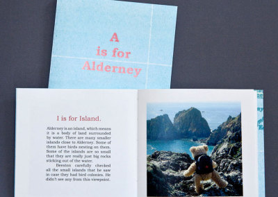 A is for Alderney
