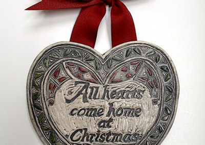 All Hearts Come Home At Christmas