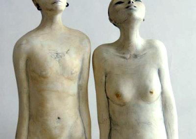 Nude I & Nude II - Anita Rocamora