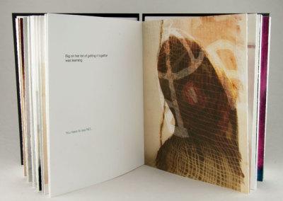 Elegy to Betty (Liz Davidson), 2013: Artists' Books