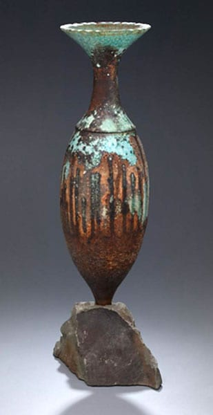 Bottle Vase, 2007 - Mary Fox