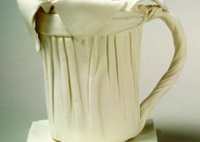 Mug and Saucer Sculpture - Lorraine Sutter