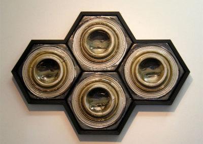 Prairie Night Hexagonal Tessellation, 1979 - Robert Billyard