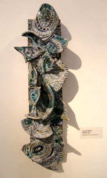Butterflies, 1969 - Lorraine Malach