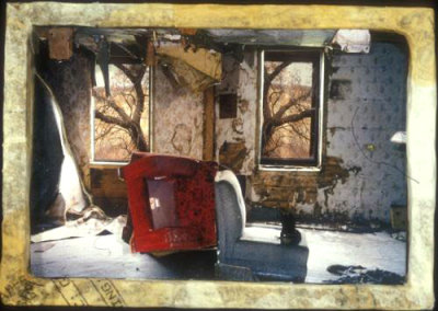 Gueguen Place: Alienated Chairs - Wendy Weseen