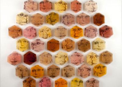 Facebook Obsessions (Martina Edmondson), 2011: Artists' Books
