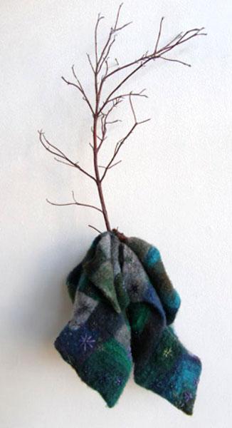 Ms. Nature Puts Her Feet Up - Susan Kargut