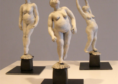 Three Graces II - Anita Rocamora (clay)