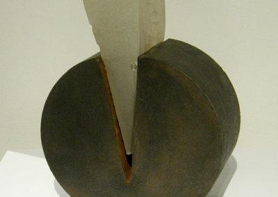 Hosaluk (collaboration, Susan Rankin): Impossible - 2013, Steel, glass. $800