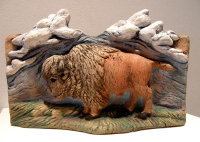Bison Brick - Robert Billyard