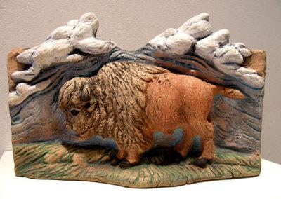 Bison Brick - Robert Billyard