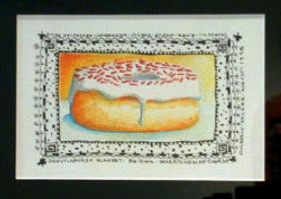 Donut Navajo Blanket - Kim Kelzer