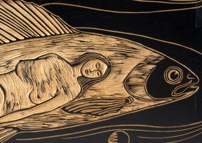 Athabaskan Lyric (detail) - Paul Lapointe