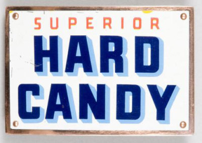 Hard Candy (Belt Buckle) - Michael Hosaluk & Winston Quan