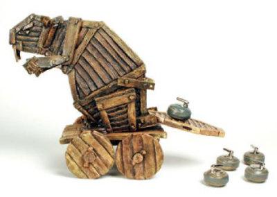 Trojan Beaver - Brian McArthur