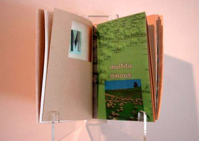 A Book of M, 2006 - Marigold Cribb