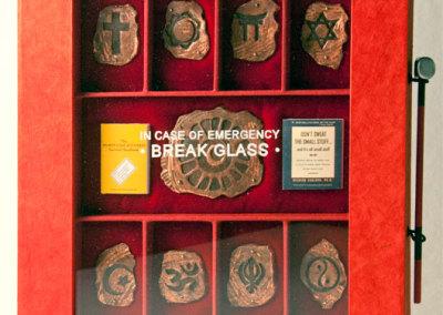 L'odyssee des Vertiges (Helene Francoeur), 2012: Fine Binding. PRIZE (Best Overall Entry, Bookbinders Workshop)
