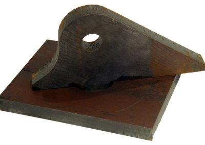 Peter von Tiesenhausen, Demmitt, AB - Navigation, 2012. Steel, $1,200