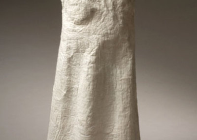 Vestal, 2007: Wool, acrylic medium; hand felted - $800