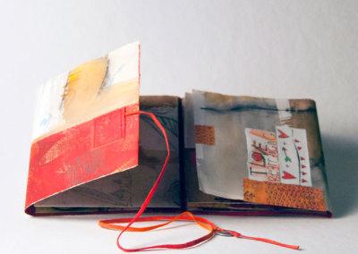 Some Various Truths in Her World (Kristen Horel), 2013: Artists' Books