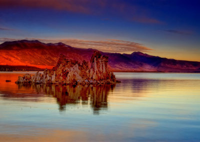 Tufa Twilight