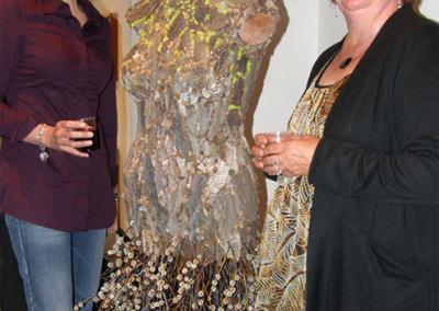 Bark Woman, by Nancy Bellegarde and Shelley Kaszefski.