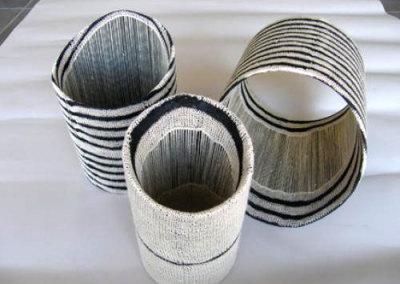 Silk and Stripes - Annemarie Buchmann-Gerber