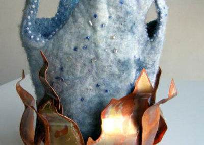 Fire and Ice - Cindy Obuck