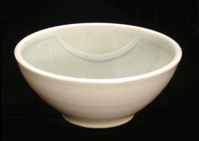 White Bowl - Brian Banfield