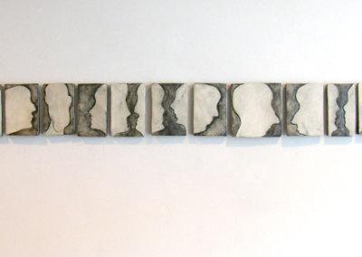 Conversations - Anita Rocamora (porcelain)