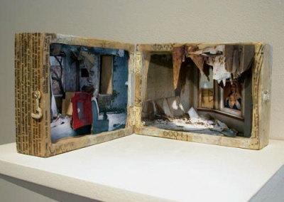 Obsolete Spaces, 2006 - Wendy Weseen