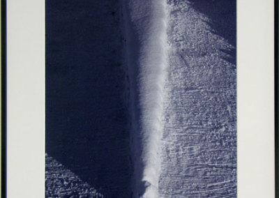 Hosaluk (collaboration, Don Kondra): Snow Wedge - 2014, Photo: Mike Hosaluk. $200