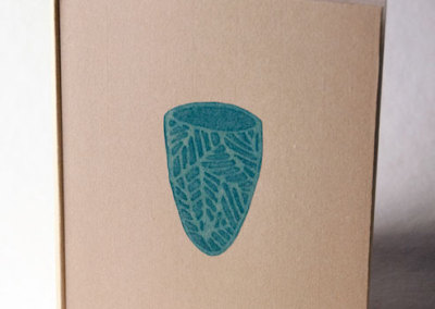 A Question of Opposites (Wendy Cain), 2012: Artists' Books