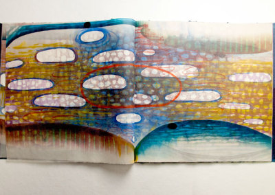 Aqua Alta (Karen Kunc), 2011: Artists' Books