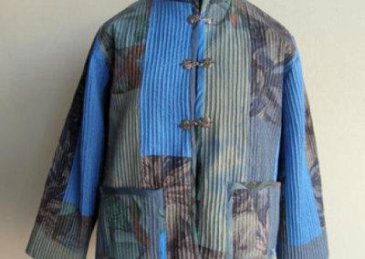 Silk Jacket - Margaret Robson