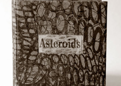 Asteroids (Karen Kunc), 2012: Artists' Books