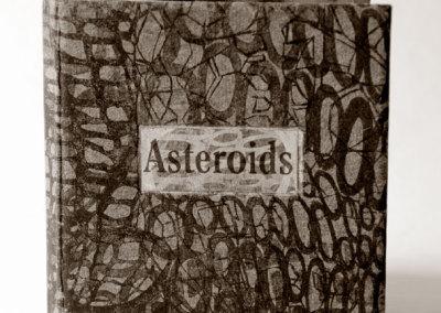 Asteroids (Karen Kunc), 2012: Artists' Books